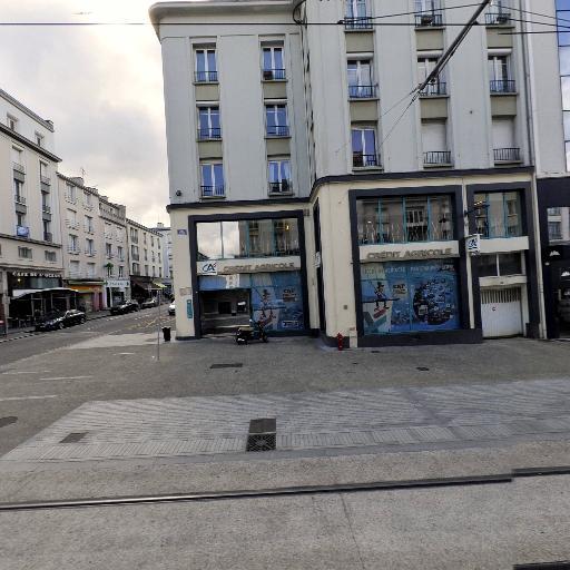 Crédit Agricole Brest Siam - Banque - Brest