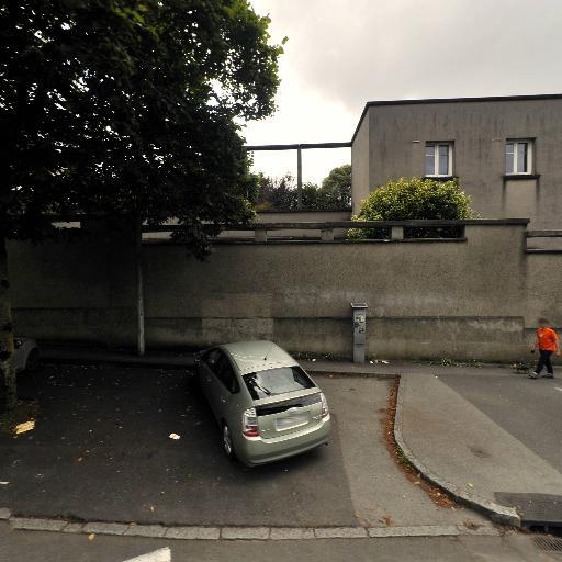 Parking Brest CHRU Morvan - EFFIA - Parking public - Brest