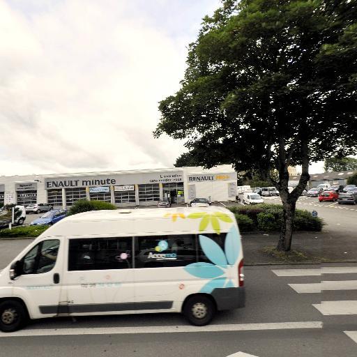Renault Brest - Concessionnaire automobile - Brest