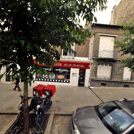 la Boite a Pizza - Siège social - Reims
