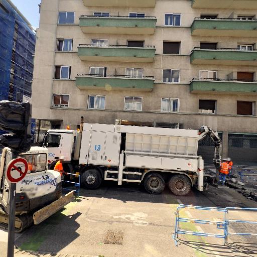 Gpt Cop Socile Med Soc Chez Soi Abord - Affaires sanitaires et sociales - services publics - Grenoble