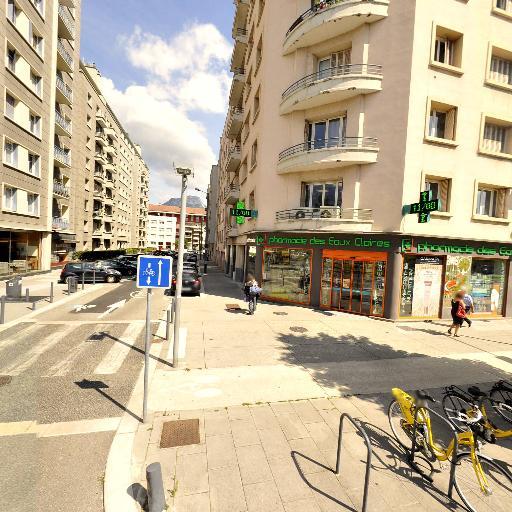 Pharmacie Des Eaux Claires - Parapharmacie - Grenoble