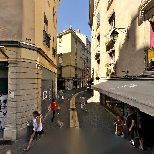 Diabolo Fraise Communication - Graphiste - Grenoble
