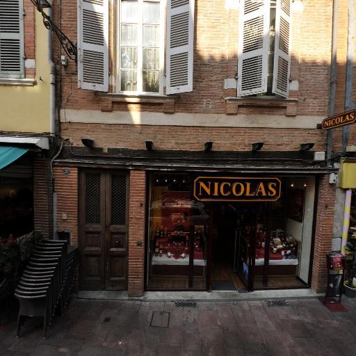 Nicolas - Caviste - Toulouse