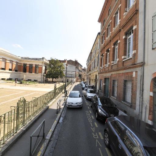 Bibliothèque municipale de Toulouse - Attraction touristique - Toulouse
