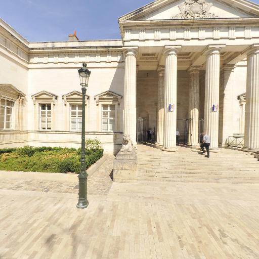 Tribunal Judiciaire d'Orléans - Tribunal et centre de médiation - Orléans