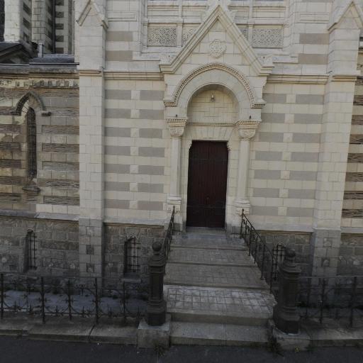 Église Notre-Dame des Victoires - Attraction touristique - Angers