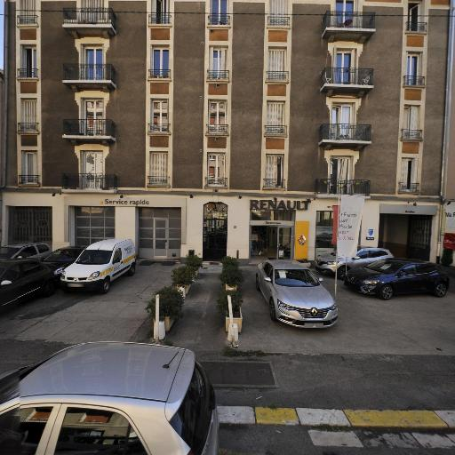 Mercat Alã Xis - Coursiers - Grenoble