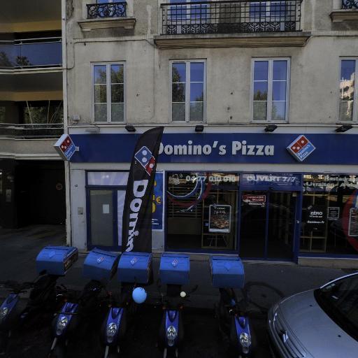 Domino's Pizza Saint-Etienne Centre Deux - Restauration à domicile - Saint-Étienne