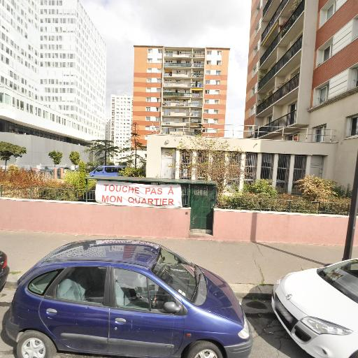 Ass Cote Court - Terrain et club de tennis - Paris