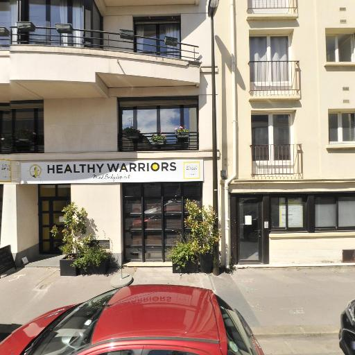 Healthy Warriors - Cours de yoga - Boulogne-Billancourt