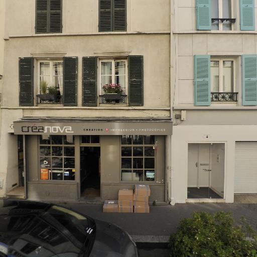 Creanova - Photocopie, reprographie et impression numérique - Boulogne-Billancourt