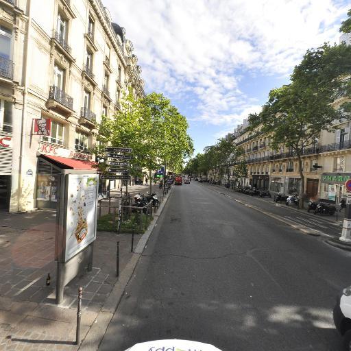 Sébastopol - Parking - Paris