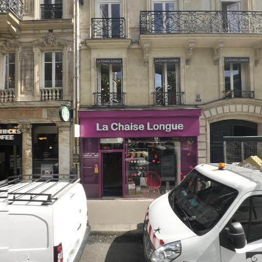 La Chaise Longue - Cadeaux - Paris
