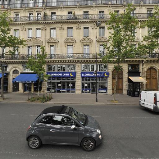 La Compagnie du Lit - Magasin de meubles - Paris
