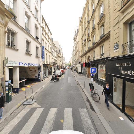 Parking Mazarine - Parking - Paris