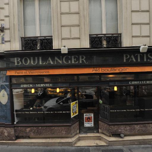 Aki Boulanger - Boulangerie pâtisserie - Paris