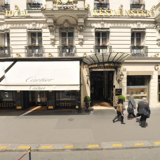 Hotel Westminster - Restaurant - Paris