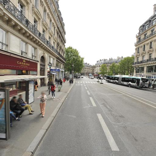 Paris Louvre Duty Free - Parfumerie - Paris