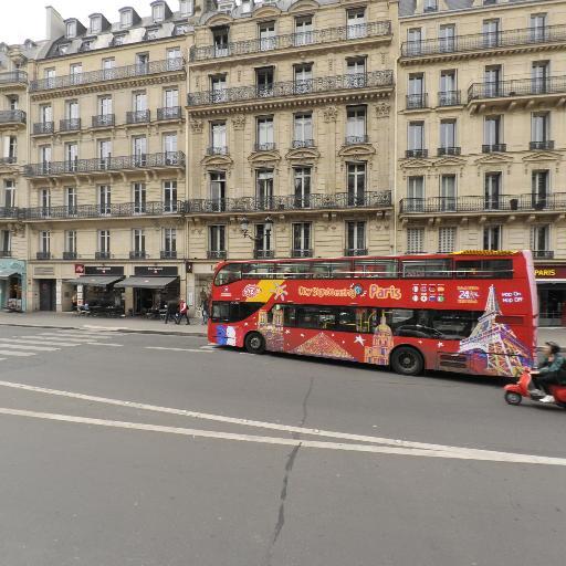 Rodolphe&Co - Coiffeur - Paris