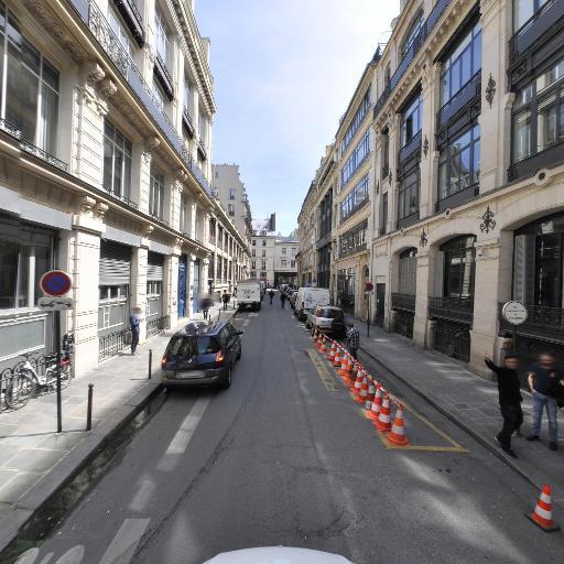Centre Des Finances Publiques 02 - Siège social - Paris