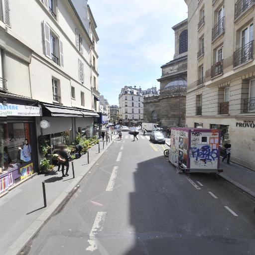 Les FLEURS D'Aline - Fleuriste - Paris