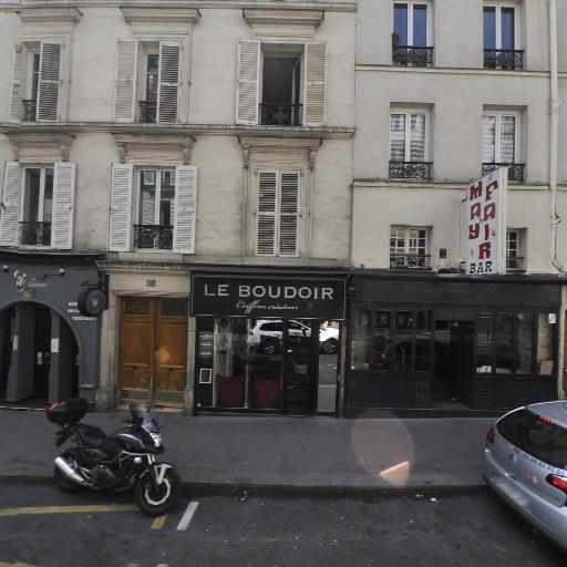 Le Boudoir - Coiffeur - Paris