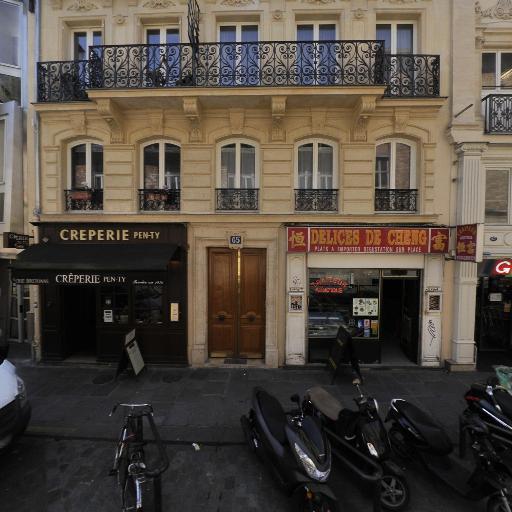 Crêperie Pen-Ty - Restaurant - Paris