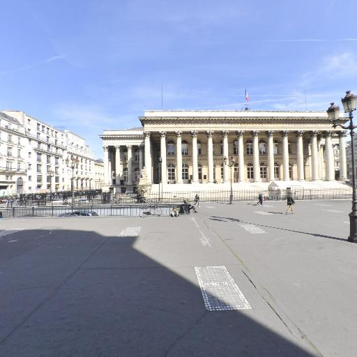 Parking Bourse - Parking - Paris