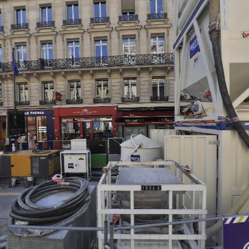 Relais H - Journaux, presse et magazines - Paris