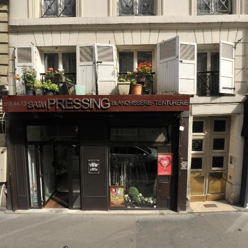 Saim Pressing SARL - Blanchisserie pour collectivités - Paris