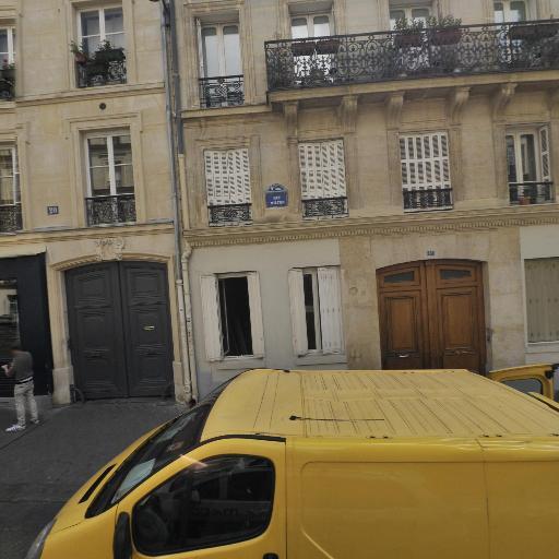 Station Vélib' Milton - Manuel - Vélos en libre-service - Paris