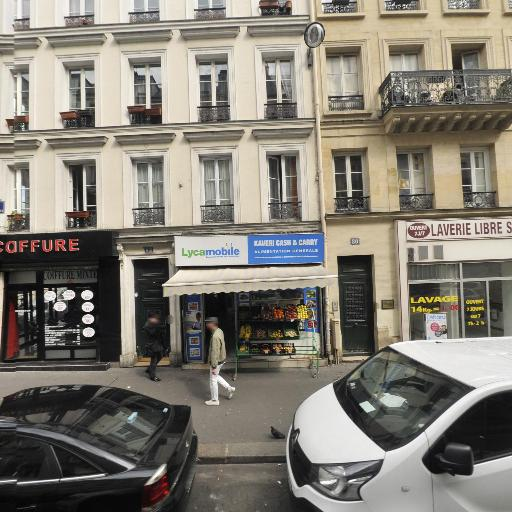 Tastet Maryvonne - Expertise comptable - Paris