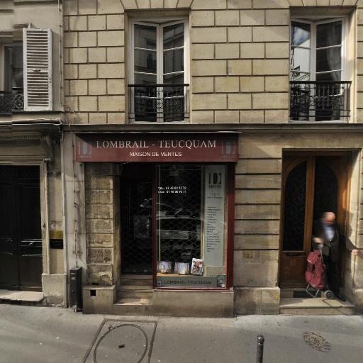 Lombrail Teucquam Maison De Vente - Commissaire-priseur de ventes volontaires - Paris