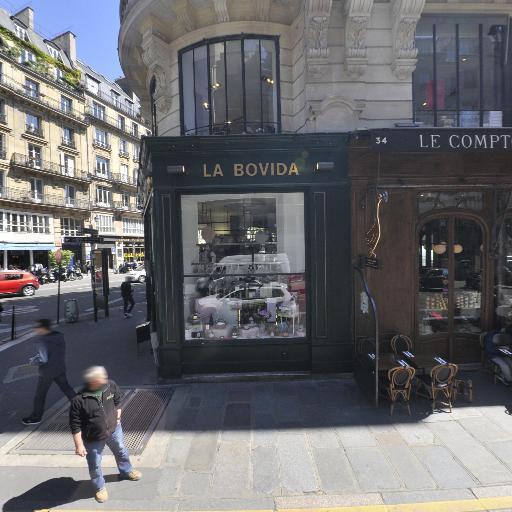 TOC La Bovida Les Halles - Articles de cuisine - Paris