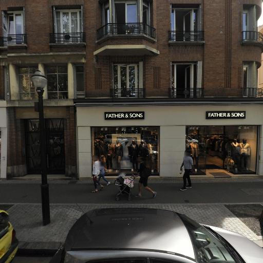 Father And Sons - Vêtements homme - Boulogne-Billancourt