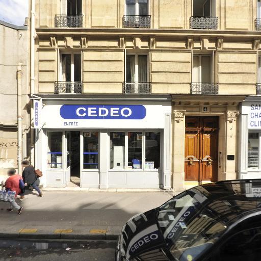 Cedeo Distribution Sanitaire Chauffage Dsc Sas - Matériel de plomberie - Paris