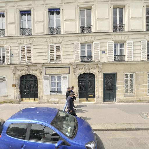 Alexandre Parmentier - Soins hors d'un cadre réglementé - Paris