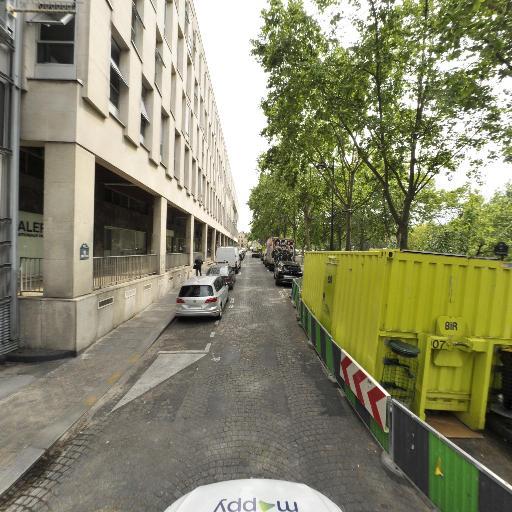 Aire de covoiturage Pont Marie - Aire de covoiturage - Paris