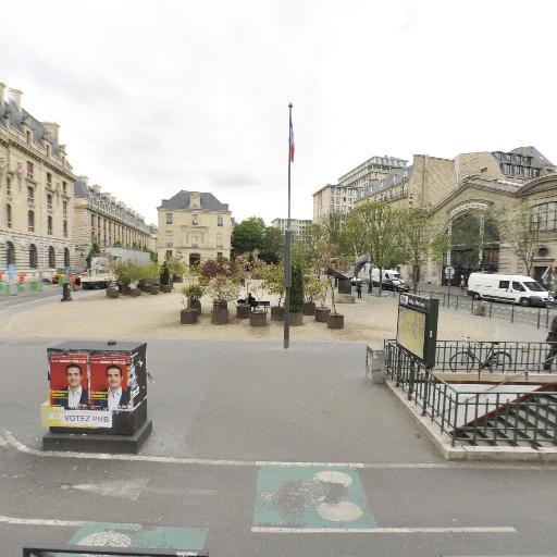 Jardin du Pere Theilhard de Chardin - Parc, jardin à visiter - Paris