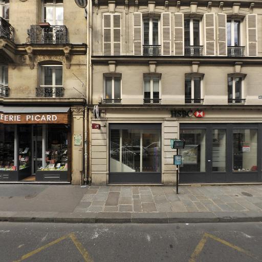 HSBC Paris Bonne Nouvelle - Banque - Paris