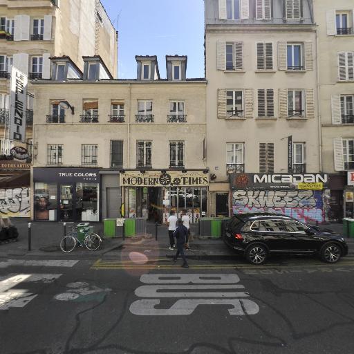 Express Colors SARL - Club de sport - Paris