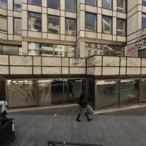 Le Saint Martin - Bureau de tabac - Paris