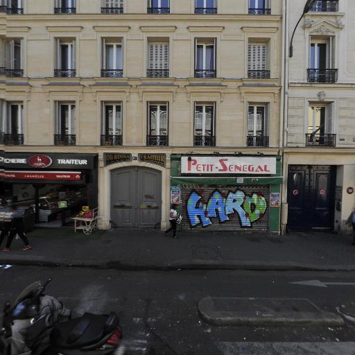 La Gazelle - Boucherie charcuterie - Paris