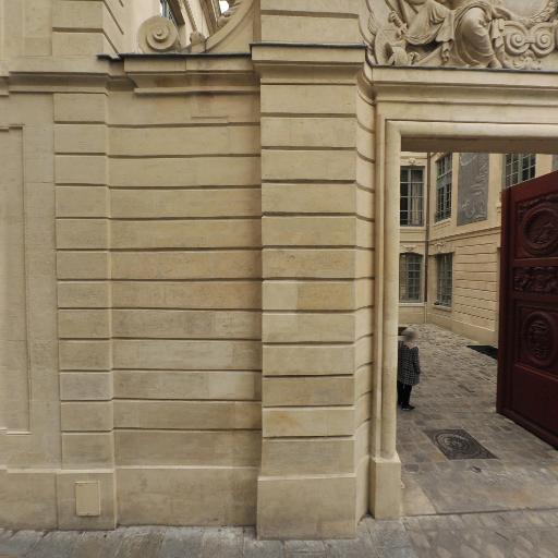 Hôtel Amelot de Bisseuil Hôtel des Ambassadeurs de Hollande - Sites et circuits de tourisme - Paris