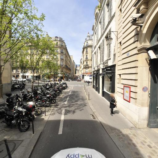 Munigarde - Restauration de tableaux - Paris
