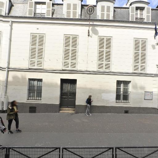 Collège Alphonse De Lamartine - Lycée - Paris