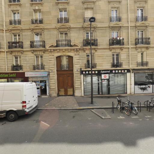 Mutuelle MGC - Agence Paris 10 - Mutuelle d'assurance - Paris