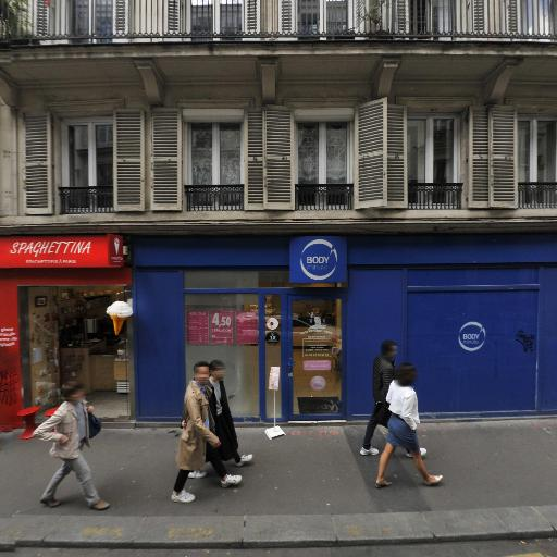 Kinésia - Masseur kinésithérapeute - Paris