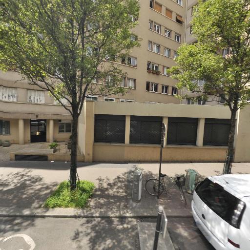 Square Juliette Dodu - Parc et zone de jeu - Paris